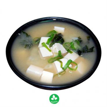 1.sopa de miso