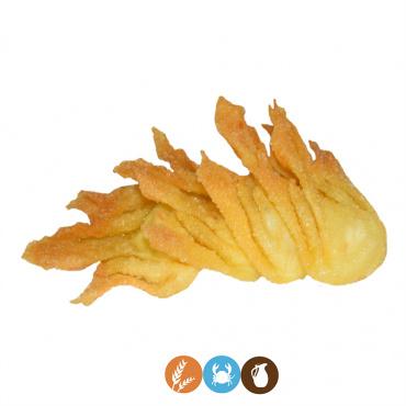 12.wan tun frito(4u.)