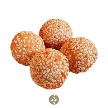 18.bolas de sesamo dulces(3u.)