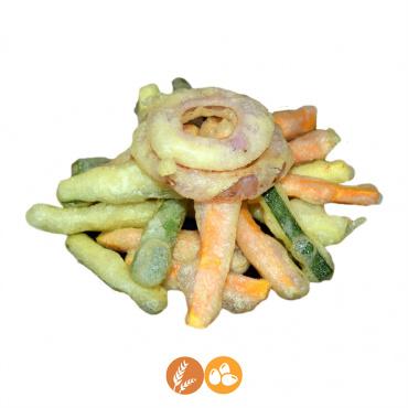 24.tempura de verduras