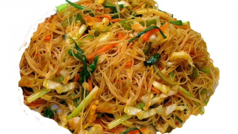 34.fideos arroz fritos