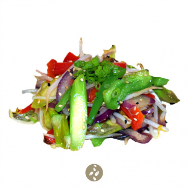 54.verduras variadas