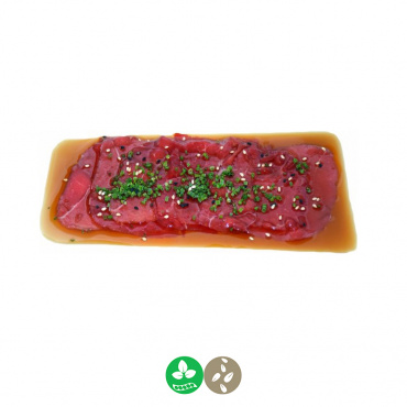 9.ensalada japonesa de ternera
