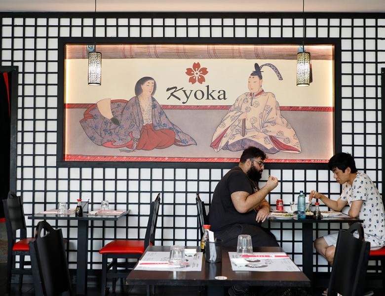 [eating]kyoka-arc-de-triomf