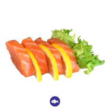 91.sashim de salmón