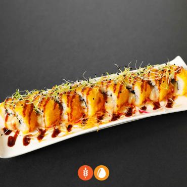 138.Ika roll tempura (4u)