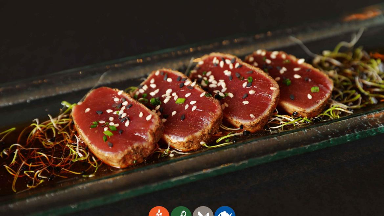 157.Tataki tuna (4u)