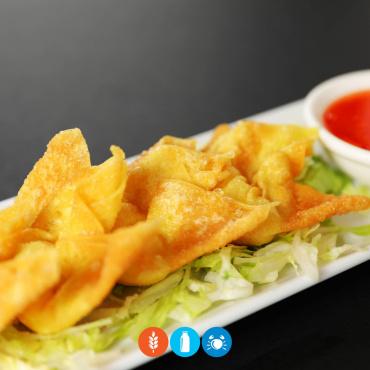 25.Wantun frito (4u)