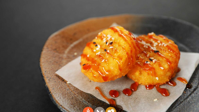 33.Nuggets de patata y cebolla (2u)