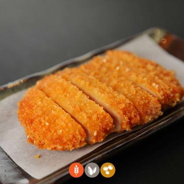 29.Katsu lomo con queso