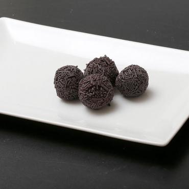 P2. TRUFAS DE CHOCOLATE